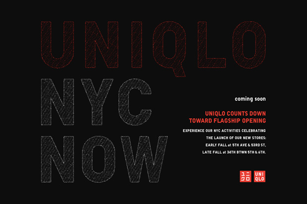 Image of UNIQLO NYC NOW