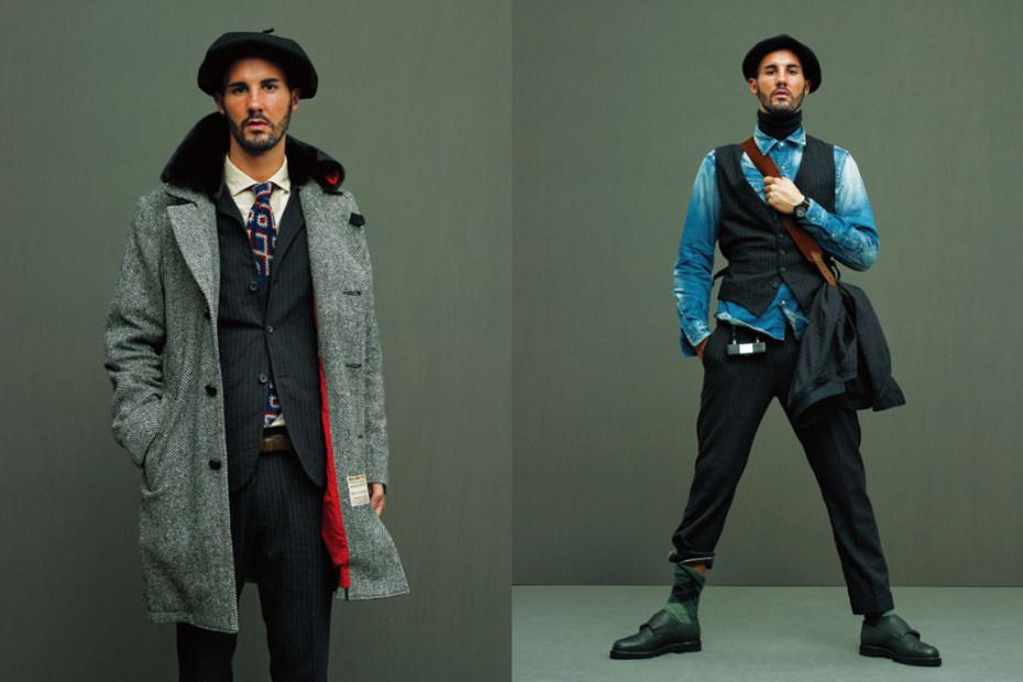 Image of United Arrows 2011 Fall/Winter Collection