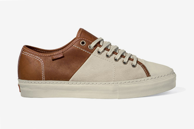 "Image of Vans Vault Priz Laced LX ""Two-Tone"""