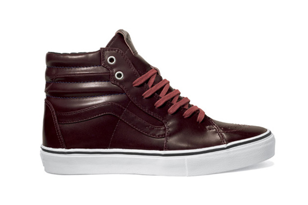 Image of Vans Vault Sk8-Hi LX &quot;Premio&quot;