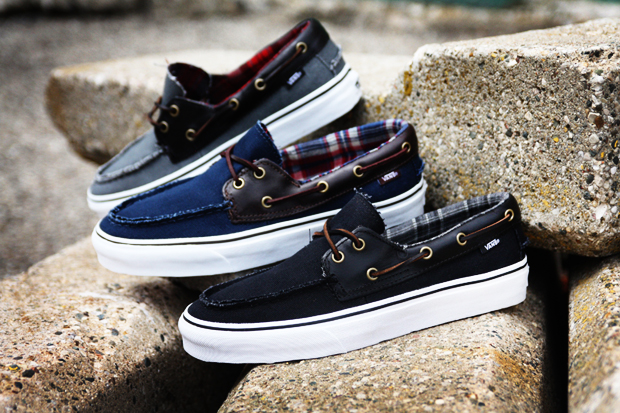 Image of Vans Zapato Del Barco Flannel Pack