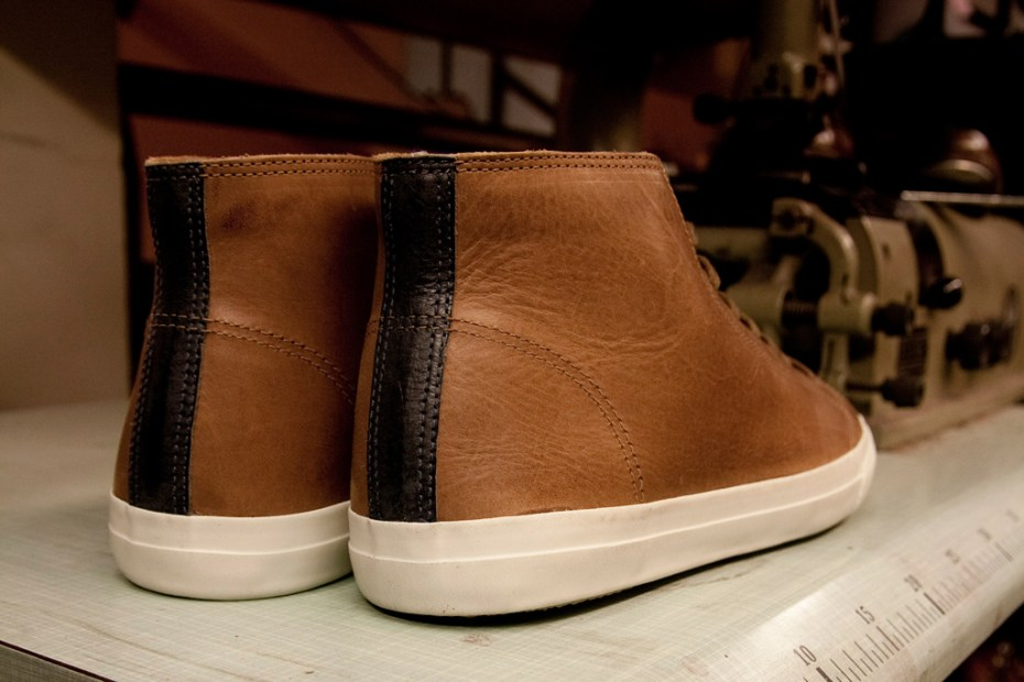 Image of Veja x FrenchTrotters 2011 Fall/Winter Footwear Collection