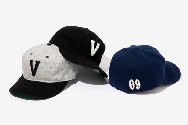 Image of VICTIM x Ebbets Field Flannel Caps