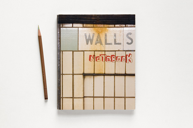 Image of Walls Notebook