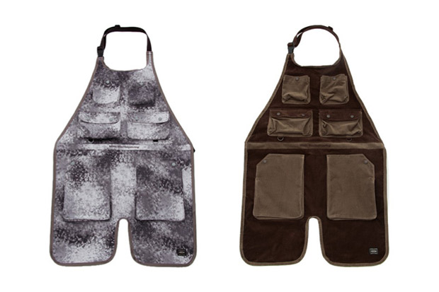 Image of White Mountaineering x Porter 2011 Fall/Winter Apron