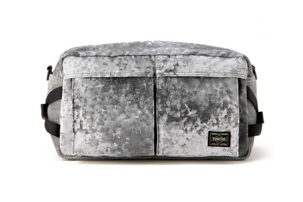 Image of White Mountaineering x Porter DIGITAL CAMO CORDUROY WAIST BAG