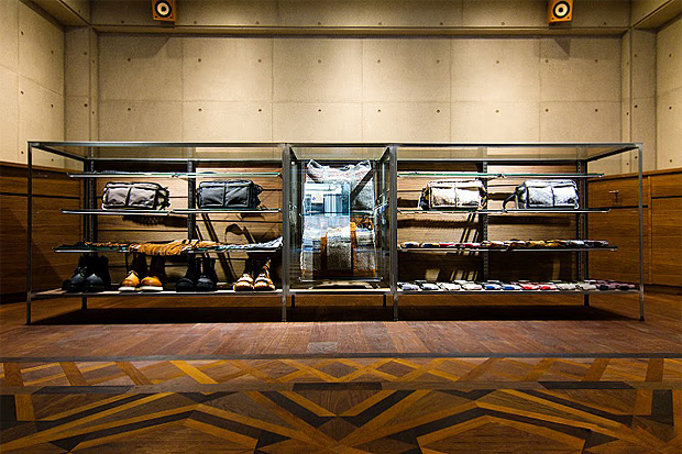 Image of White Mountaineering Tokyo Store Further Look