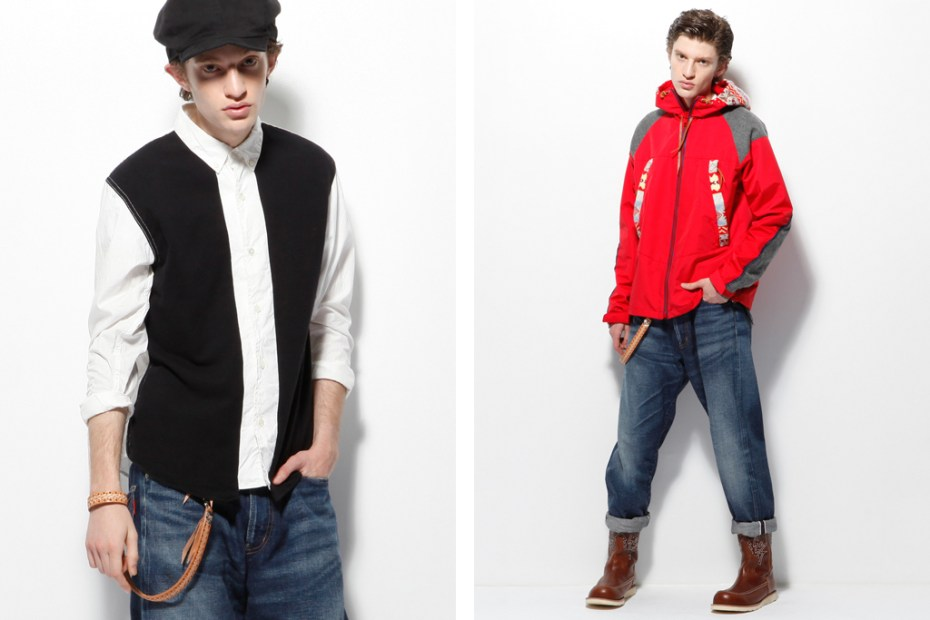 Image of WHIZ LIMITED 2011 Fall/Winter Collection