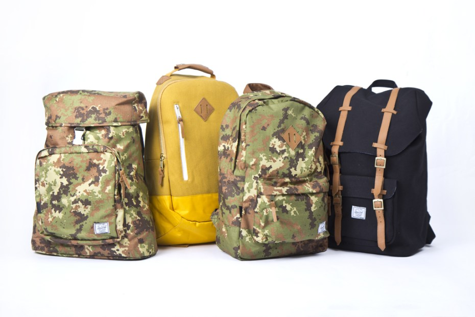 Image of Win a Collection of Four Backpacks from Herschel!