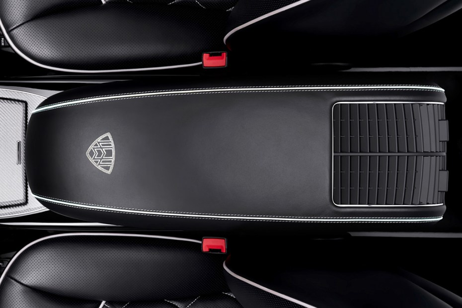 Image of 2011 Maybach 57 S Edition 125