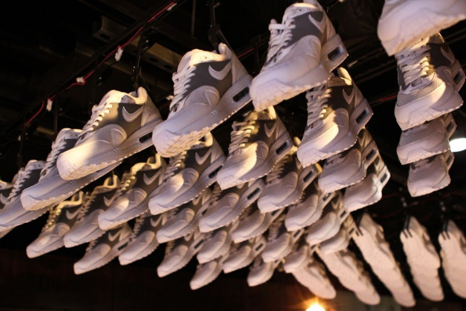 Image of 2011 Nike MAG London Auction Event Recap