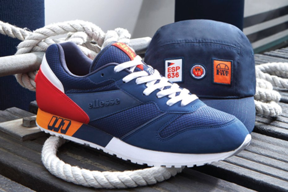 "Image of 24 Kilates x ellesse ""Fab 5"" The 117"