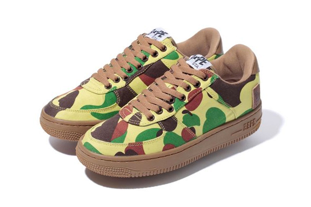 Image of A Bathing Ape 1ST CAMO BAPE STA