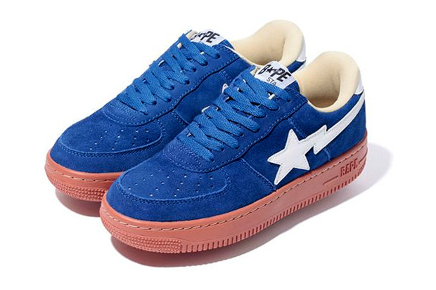 Image of A Bathing Ape BRICK SOLE BAPE STA