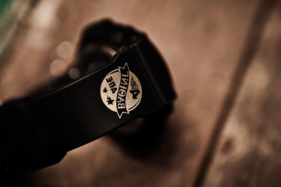 Image of A Bathing Ape x Casio G-Shock DW-6900 Black/Gold