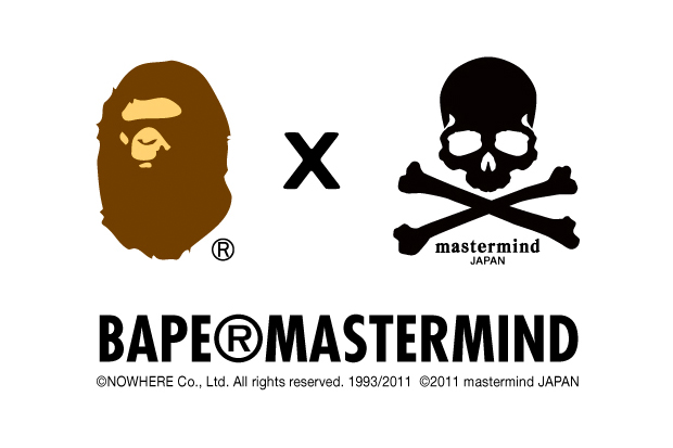 Image of A Bathing Ape x mastermind JAPAN Capsule Collection