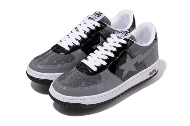 Image of A Bathing Ape PATENT BAPE STA
