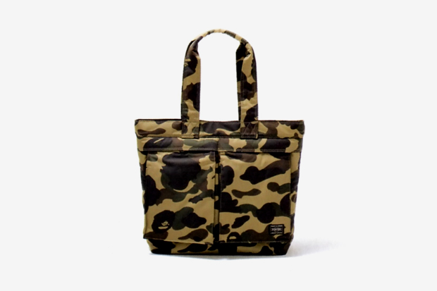 Image of A Bathing Ape x Porter 2011 Winter Capsule Collection