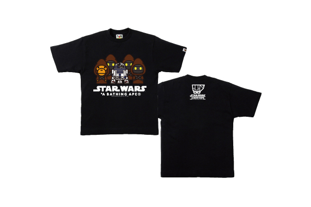 Image of A Bathing Ape x Star Wars Capsule Collection
