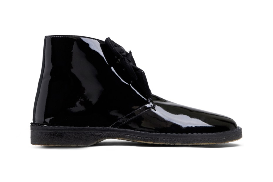 "Image of Acne Desert Boot ""Patent"""