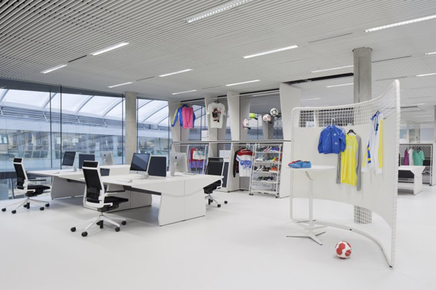 Image of adidas Office Interior by KINZO
