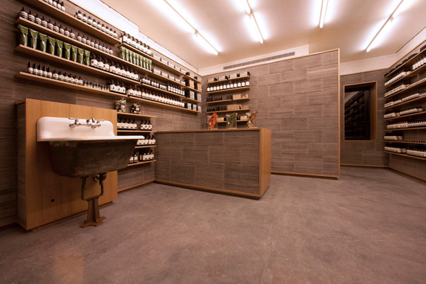 Image of Aesop New York Store Opening
