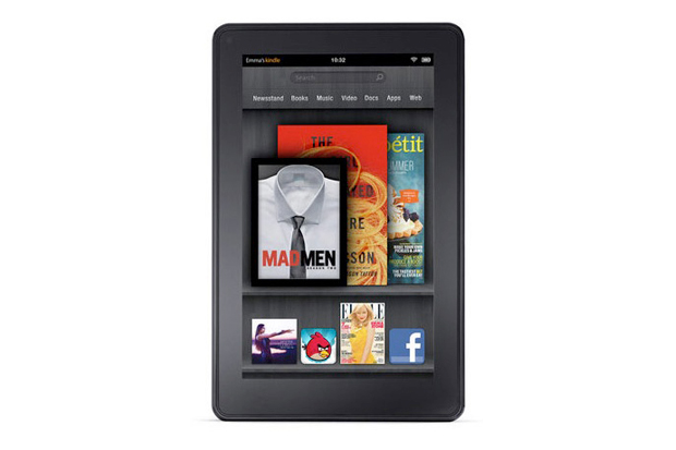 Image of Amazon Kindle Fire Tablet