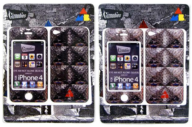 Image of AMBUSH x Gizmobies iPhone 4 and iPad 2 Covers