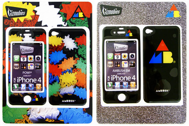 Image of AMBUSH x Gizmobies iPhone 4 and iPad 2 Covers
