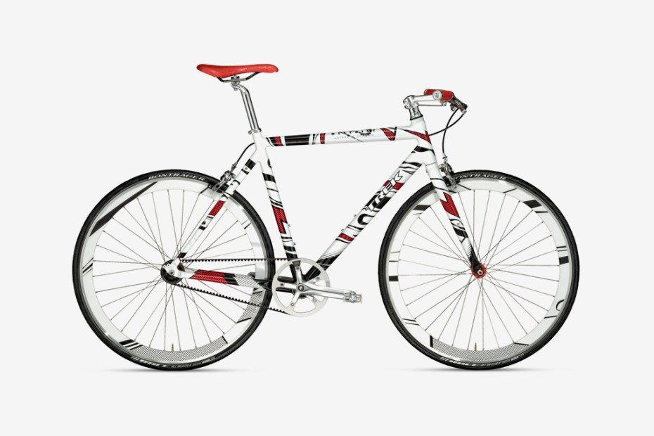 Image of ARTCRANK x Trek District Bike