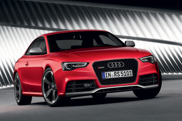 Image of Audi 2012 RS5