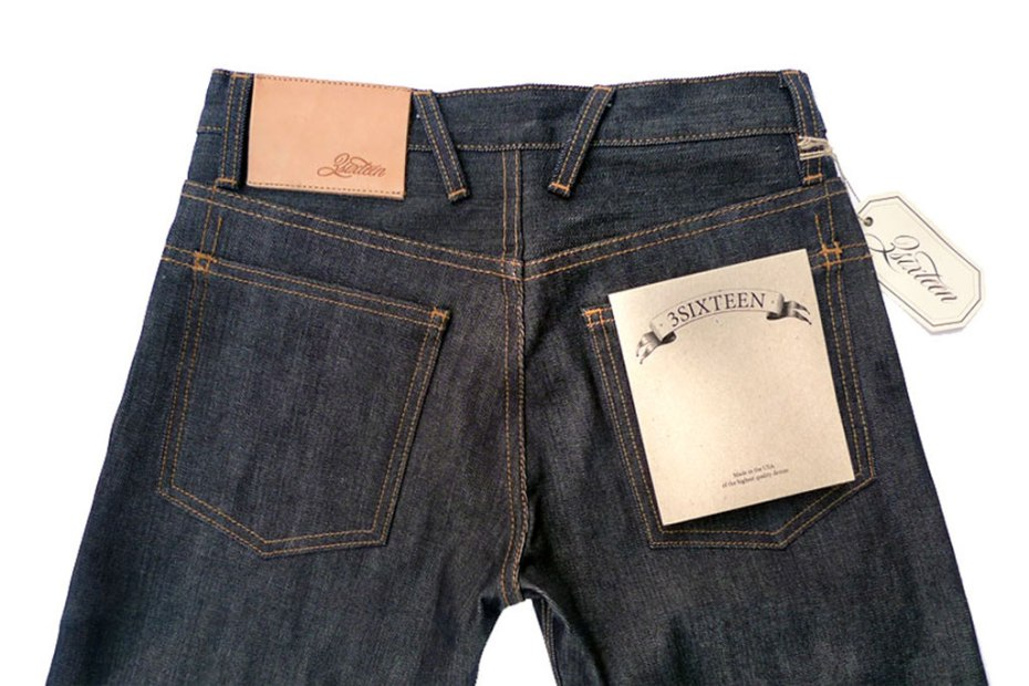 Image of Barney's CO-OP x 3sixteen SL-BNY1 Jeans