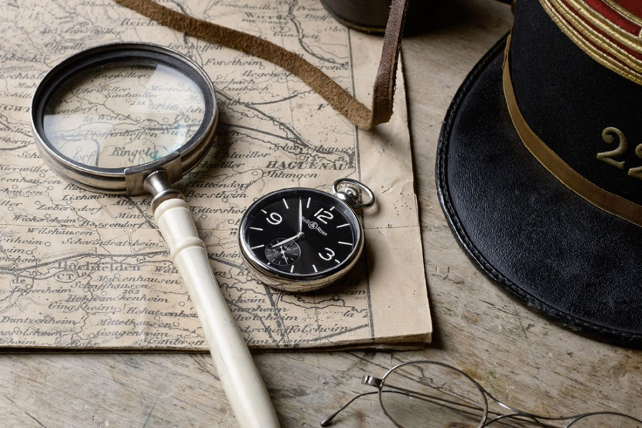 Image of Bell & Ross PW1 & Vintage WW1 Watches