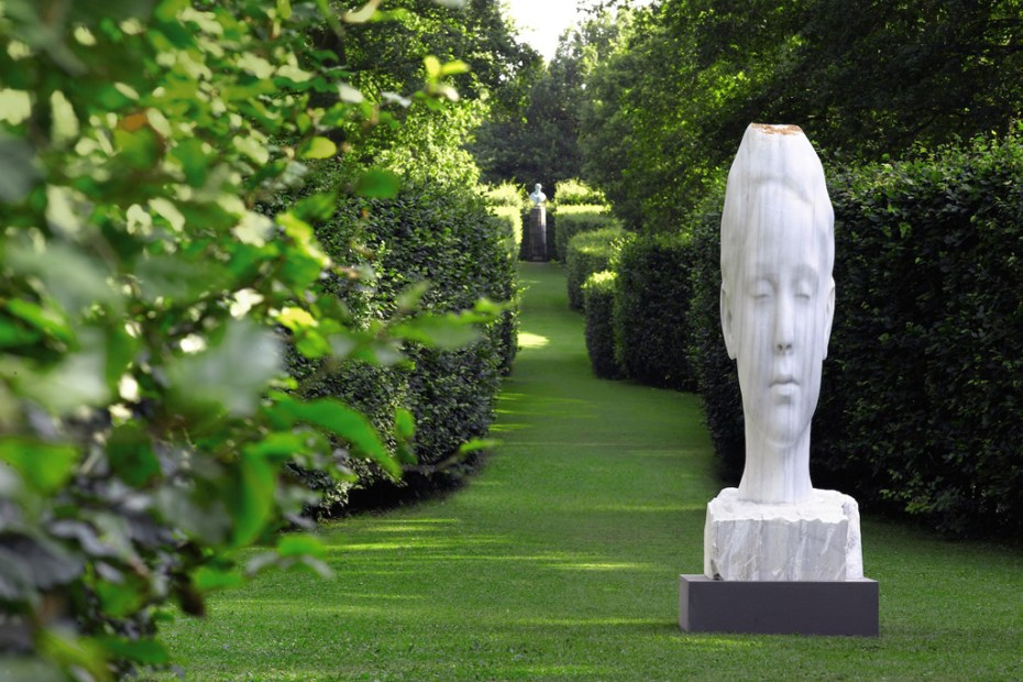 "Image of ""Beyond Limits"" 2011 Exhibition at Chatsworth"