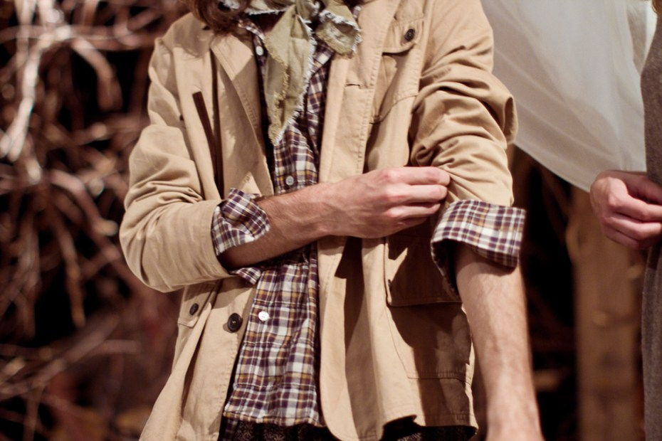 Image of Billy Reid 2012 Spring/Summer Collection Preview