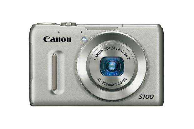 Image of Canon PowerShot S100