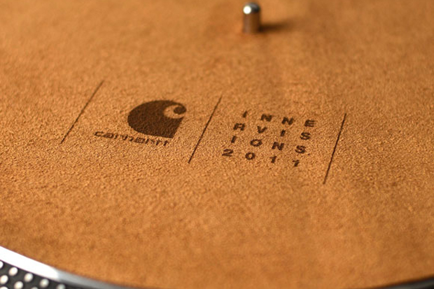 Image of Carhartt x Innervisions Turntable Slipmat