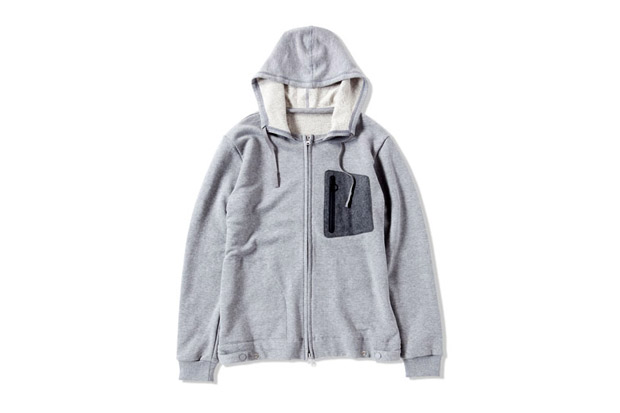 Image of CASH CA FLYBACK PARKA