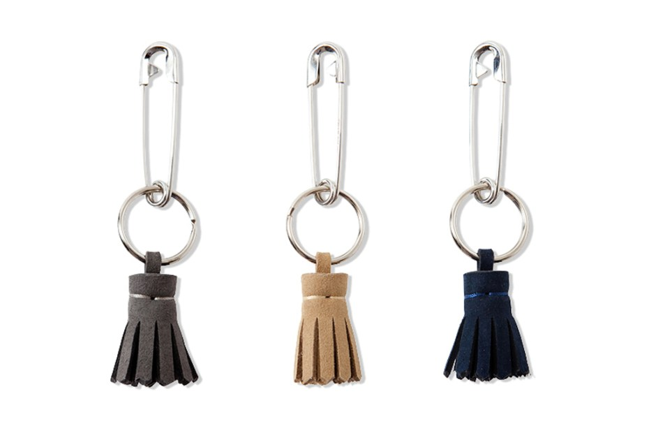 Image of CASH CA x JAM HOME MADE TASSEL KEYHOLDER
