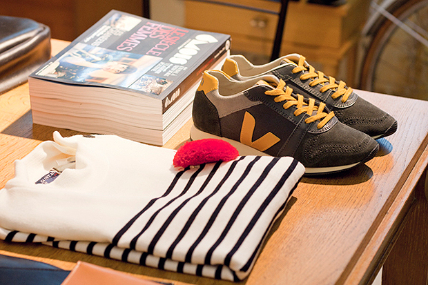 Image of Centre Commercial x Veja Domingo Launch Recap