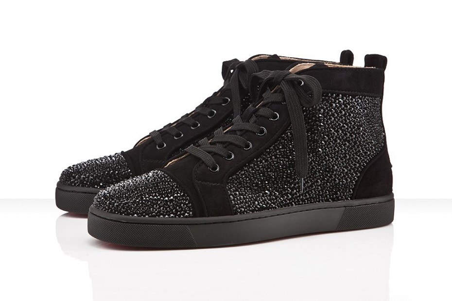 "Image of Christian Louboutin Louis Strass ""Swarovski"""