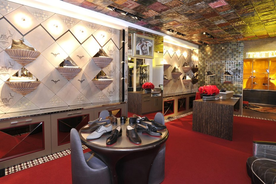 Image of Christian Louboutin Men&#039;s Paris Store Opening