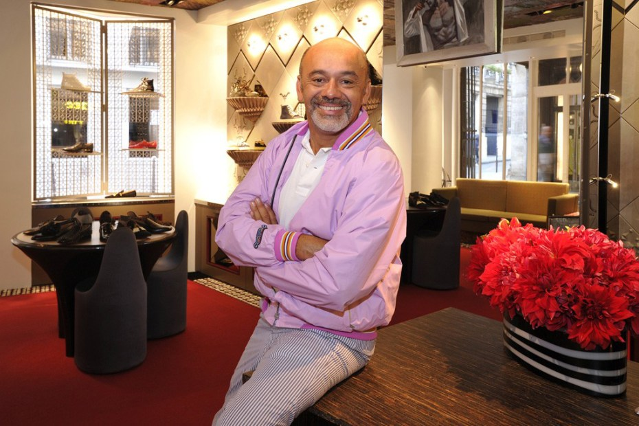 Image of Christian Louboutin Men's Paris Store Opening