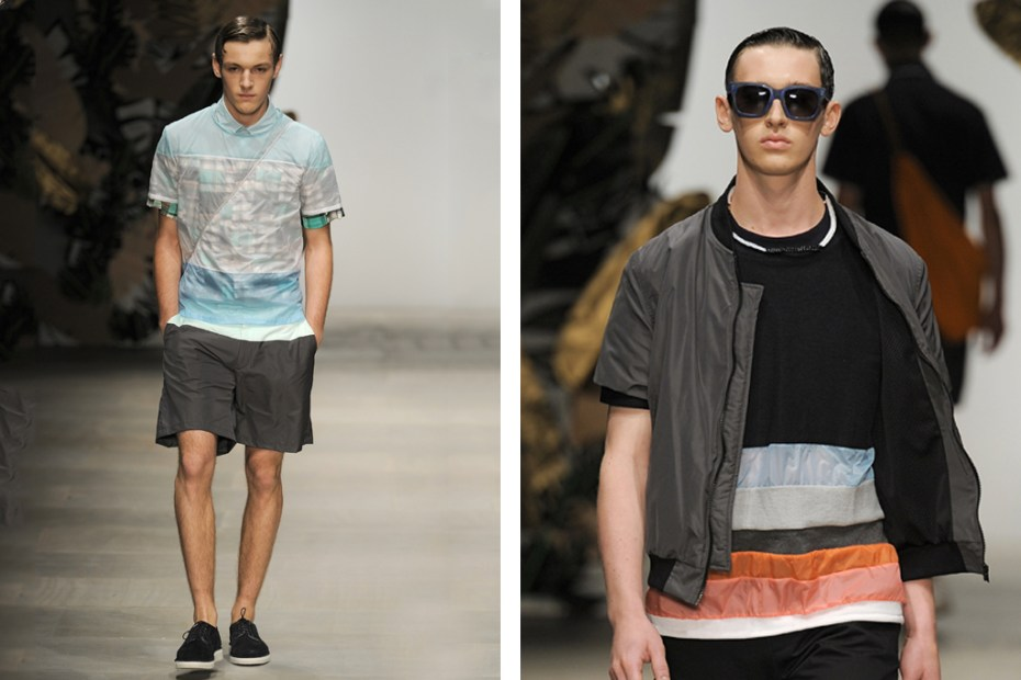 Image of Christopher Shannon 2012 Spring/Summer Collection