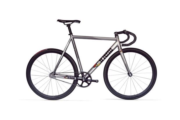 Image of 2012 Cinelli MASH Bolt Track Bike