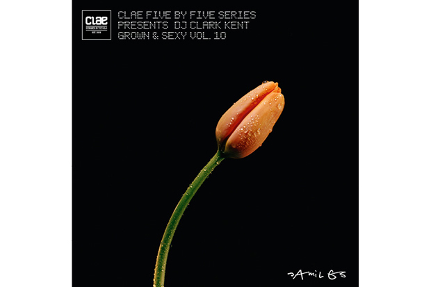 Image of CLAE presents Five By Five: DJ Clark Kent &amp; Jamil GS Mixtape