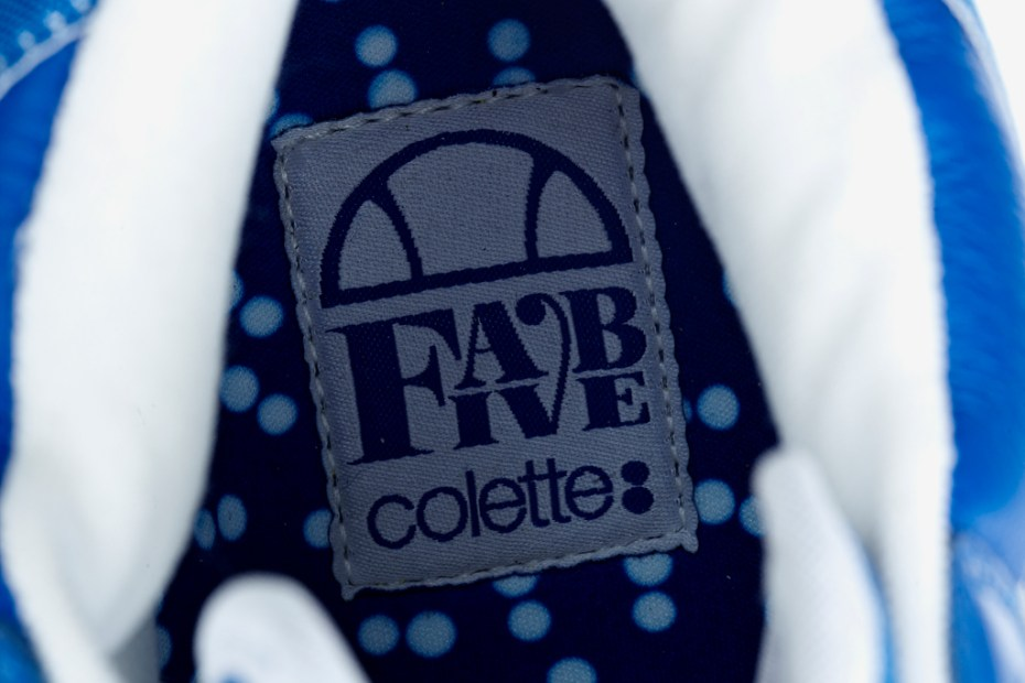 "Image of colette x ellesse ""Fab 5"" Assist 1"