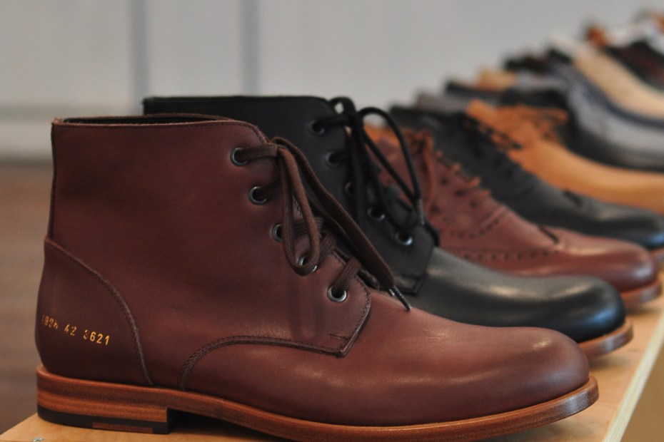Image of Common Projects 2012 Spring/Summer Preview