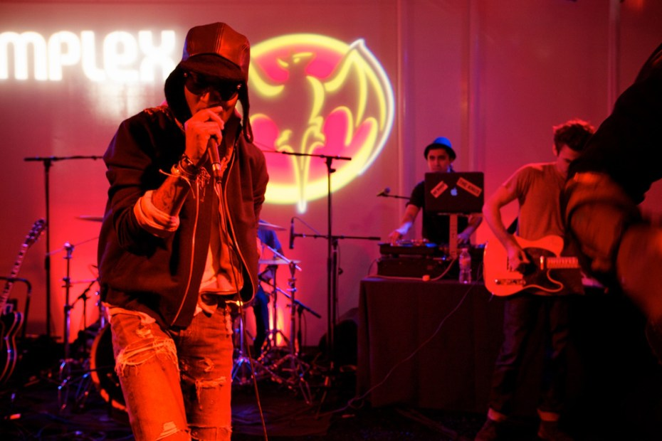 Image of Complex Music Special Issue Release Event Recap