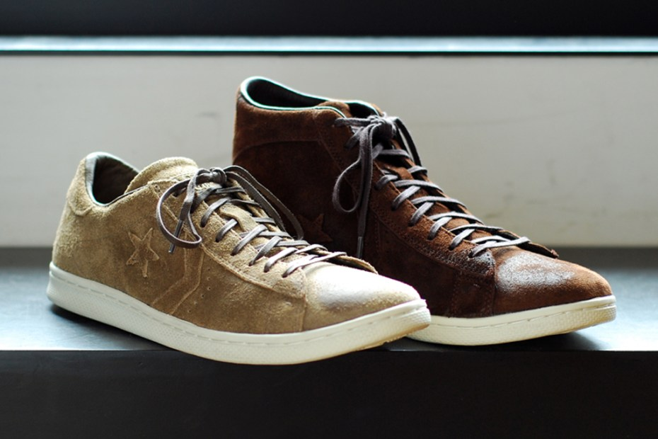 Image of Converse John Varvatos 2011 Fall/Winter JV Pro Leather Oxford & High